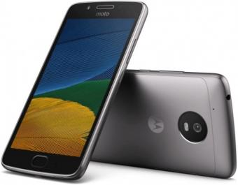 Motorola Moto G 5 Gen Plus, 3/32GB, DualSIM, Lunar Gray