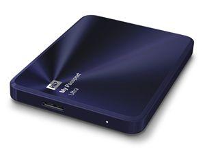 Western Digital MY PASSPORT ULTRA Metal 2.5 cala 1TB srebrny