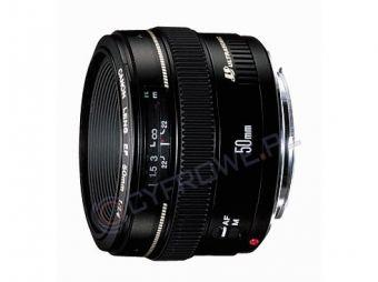 Canon 50 mm f/1.4 EF USM