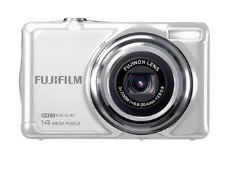 FujiFilm FinePix JV500 biały