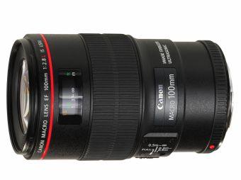 Canon 100 mm f/2.8L EF Macro IS USM - Cashback 300 zł przy zakupie z aparatem!