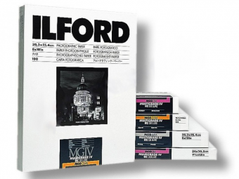 Ilford MULTIGRADE IV RC DELUXE 13X18/25 44M- perłowy