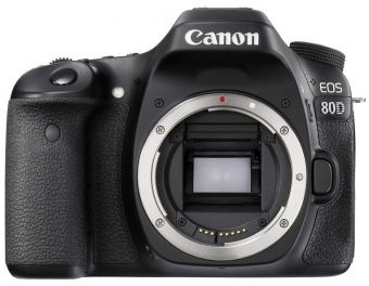 Canon EOS 80D body + Cashback do 3440 zł