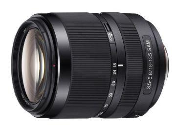 Sony 18-135 mm f/3.5-f/5.6 SAM (SAL18135.AE) / Sony A