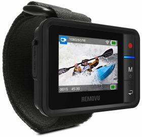 Removu R1+ monitor WiFi + pilot do GoPro HERO 4/3