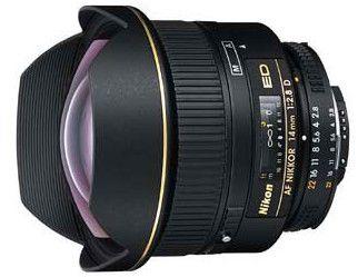 Nikon Nikkor 14 mm AF F2.8 D ED