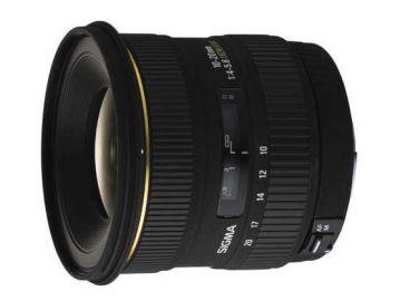 Sigma 10-20 mm f/4.0-f/5.6 DC EX HSM / Canon