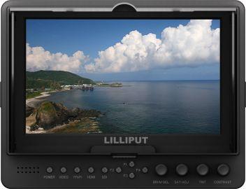 Lilliput 665/O/P/S LCD 7 (SDI)