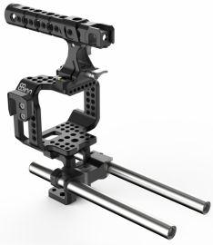 8sinn klatka do BMCC Micro, Top Handle Pro, Universal Rod Support