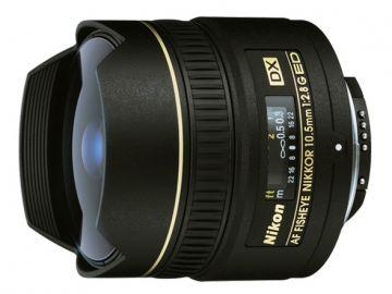 Nikon Nikkor 10.5 mm f/2.8G ED AF DX