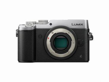 Panasonic Lumix DMC-GX8 body srebrny