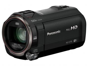 Panasonic HC-V770 czarna