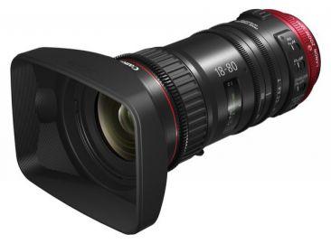 Canon CN-E18-80 mm T4.4 L IS KAS S