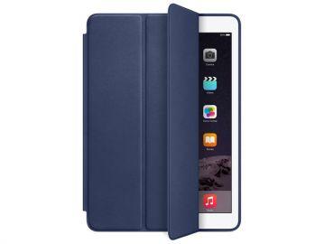 Apple iPad Air 2 Smart Case okładka skórzana (granatowa)