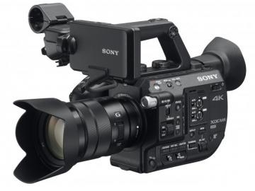 Sony FS5 + ob. 18-105 F/4 G