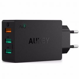 Aukey Ładowarka sieciowa PA-T14 3x USB