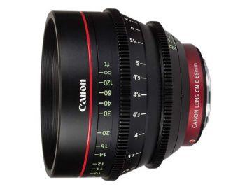Canon CN-E85 mm T1.3 L F