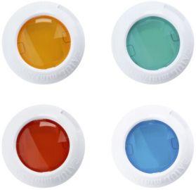 FujiFilm Instax Mini 8/7S zestaw 4 filtrów kolorowych