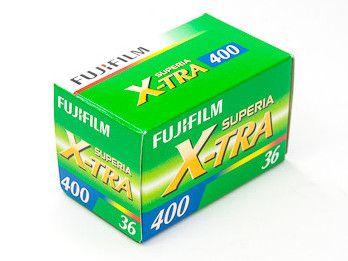 FujiFilm Superia X-TRA 400/135/36