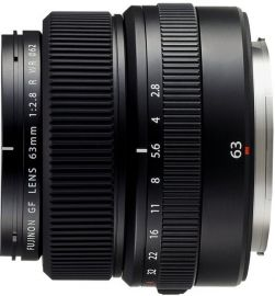 FujiFilm GF 63 mm F2.8 WR