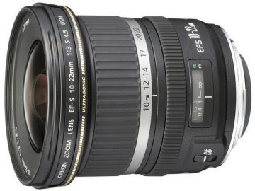 Canon 10-22 mm f/3.5-f/4.5 EF-S USM - Cashback do 230 zł