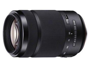 Sony 55-300 mm f/4.5-f/5.6 DT SAM (SAL55300.AE) / Sony A