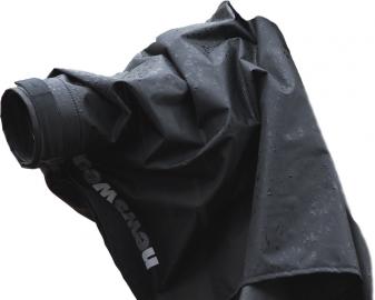 Newswear Rain Poncho na Canon  EOS-1Dx i 1Dc z krótkim obiektywem - pokrowiec przeciwdeszczowy
