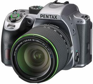 Pentax K-70 + DA 18-135 WR czarny