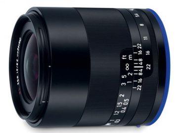 Carl Zeiss Loxia 21 mm f/2.8 / Sony E
