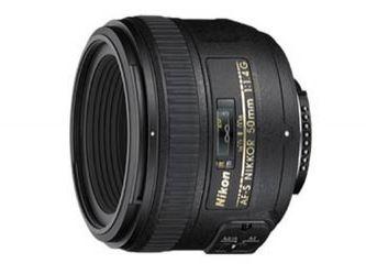Nikon Nikkor 50 mm f/1.4G AF-S