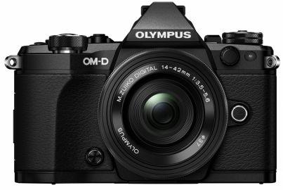 Olympus OM-D E-M5 Mark II czarny + ob. 14-42 EZ czarny