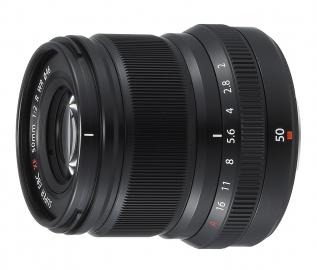 FujiFilm XF 50 mm F2 R WR czarny