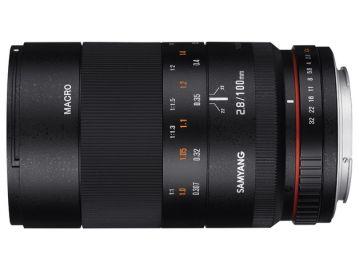 Samyang 100 mm T3.1 VDSLR / Canon