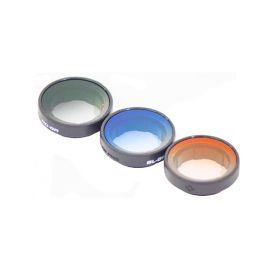 Polar Pro Komplet 3 filtrów do GoPro:(Graduated Neutral Density (ND8), Graduated Orange, Graduated Blue)