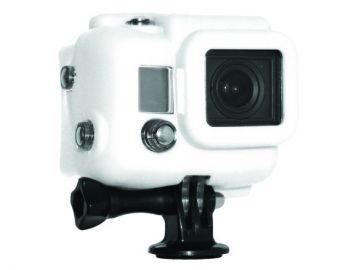 Xsories GoPro Hero 3 pokrowiec silikonowy zakryty biały