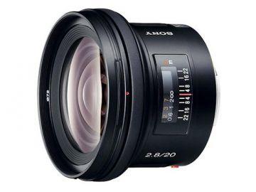 Sony 20 mm f/2.8 (SAL20F28.AE) / Sony A