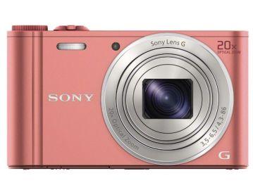 Sony DSC-WX350 różowy