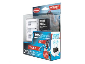 Hahnel Trio-Charger Kit do baterii Hero 4/3/3+