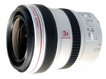 Canon XL 3.4-10.2 mm f/1.8-f/2.2
