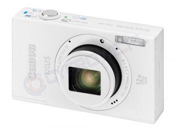 Aparat cyfrowy Canon IXUS 510 HS biały