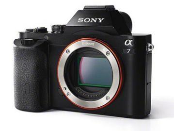 Sony Alfa A7 body (ILCE-7)