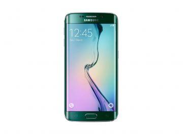 Samsung Galaxy S6 Edge 128GB Zielony Szmaragd