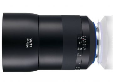 Carl Zeiss Milvus 85 mm f/1.4 ZE Canon