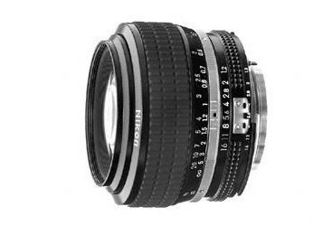 Nikon Nikkor 50 mm f/1.2 AI