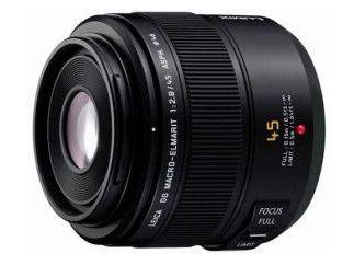 Panasonic LEICA DG MACRO-ELMARIT 45 mm f/2.8 ASPH