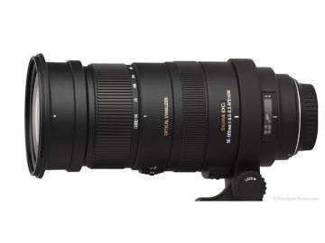 Sigma 50-500 mm f/4.5-f/6.3 DG APO OS HSM / Sony A