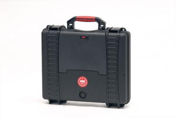 HPRC Kufer transportowy 2580 na laptopa 15 cala, torba