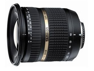 Tamron 10-24 mm f/3.5-f/4.5 Di-II LD Aspherical IF / Sony A