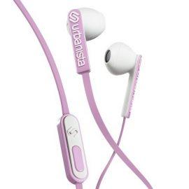 Urbanista San Francicso różowo białe - Orchid Pink (Przycisk PTT, mikrofon, 3,5mm)