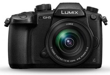 Panasonic Lumix DMC-GH5 + ob. 12-60 f/3.5-5.6 PRZEDSPRZEDAŻ
